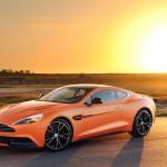 2013 Aston Martin V12 Vanquish