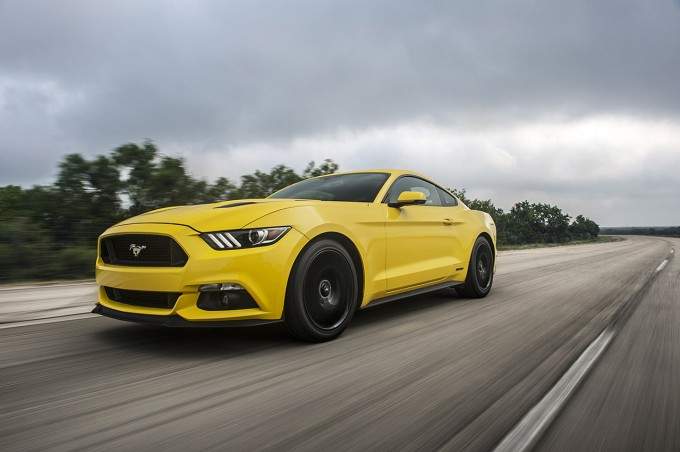 Hennessey HPE750 2015 Mustang