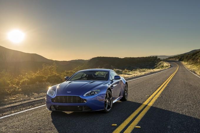 2017 Aston Martin V8 Vantage GTS