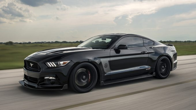 Hennessey 25th Anniversary HPE800 Mustang
