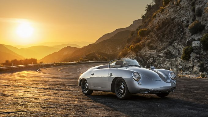 Emory Motorsports 1960 Porsche 356 Roadster Outlaw