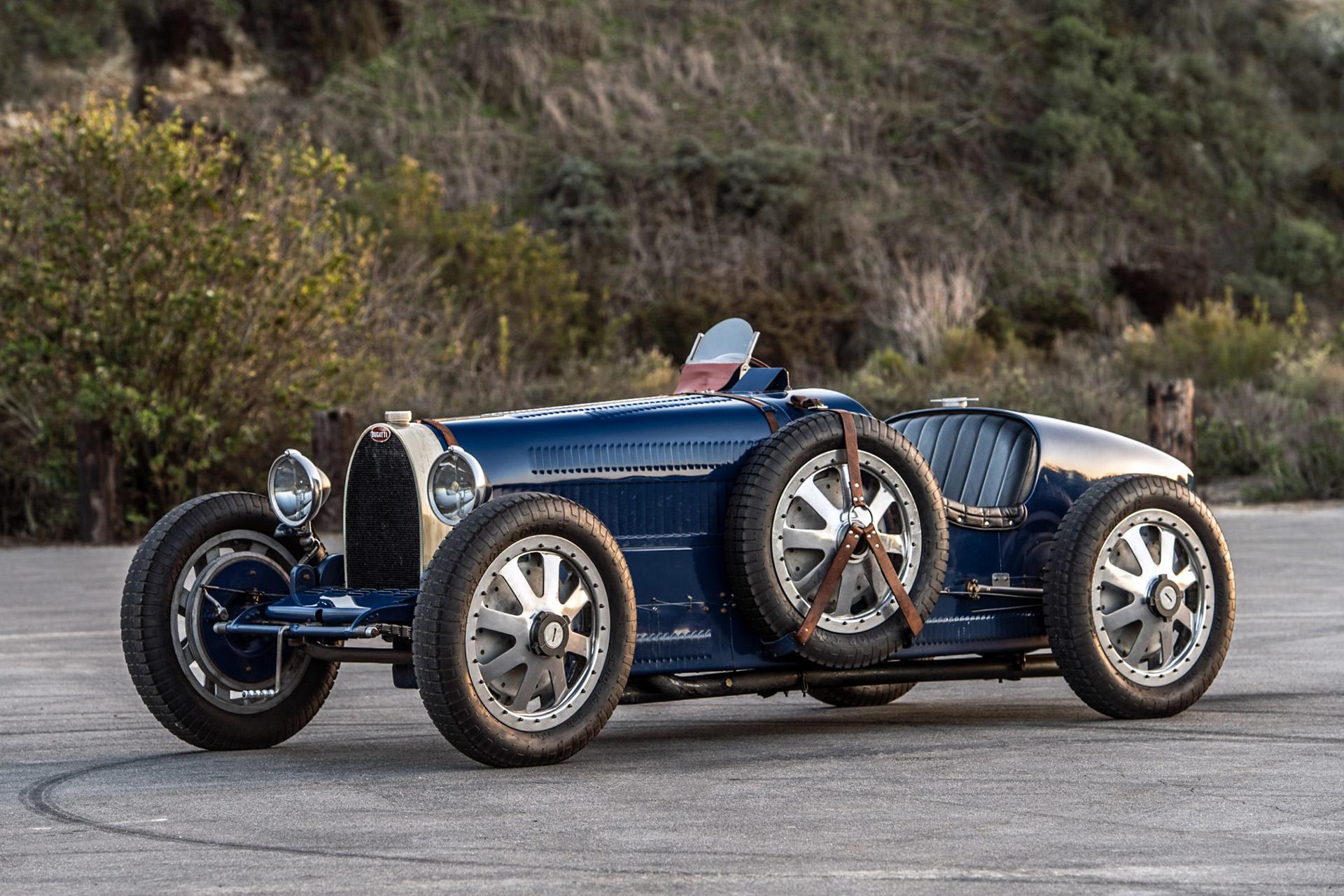 Pur Sang Bugatti Type 35 Photos On Petrolicious Com Drew