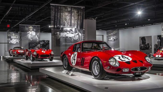 Petersen Museum Ferrari 70th Anniversary
