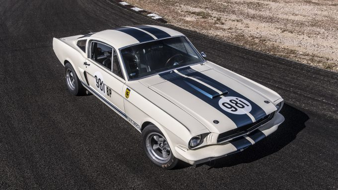 OVC 1965 Shelby GT350R
